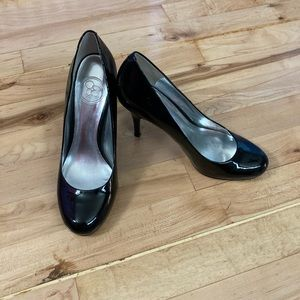 Jessica Simpson patent leather heels size 7.5